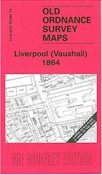 Liverpool (Vauxhall) 1864 (Old Ordnance Survey Maps of Liverpool)