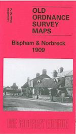 Bispham and Norbreck 1909 (Old Ordnance Survey Maps of Lancashire)