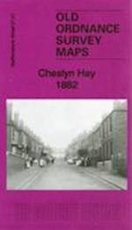 Cheslyn Hay 1882 (Old Ordnance Survey Maps of Staffordshire)