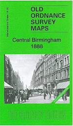 Central Birmingham 1888