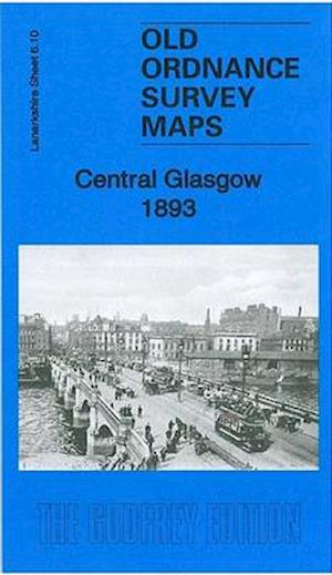 Central Glasgow 1893