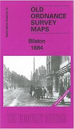 Bilston 1884 (Old Ordnance Survey Maps of Staffordshire)