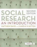 Social Research af Matthew David, Carole Sutton
