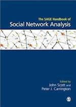 The SAGE Handbook of Social Network Analysis af John Scott, Peter J Carrington, John P Scott