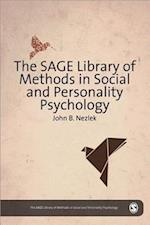 The SAGE Library of Methods in Social and Personality Psychology (The Sage Library of Methods in Social and Personality Psychology)