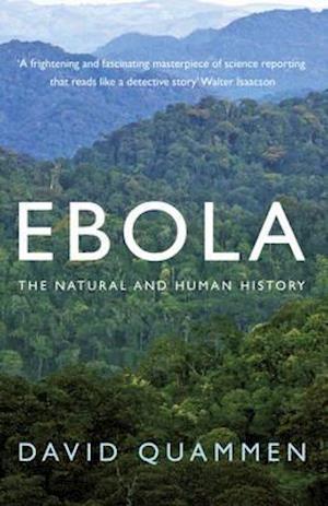 Bog, paperback Ebola af David Quammen