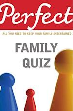 Perfect Family Quiz af David Pickering