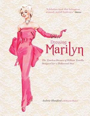Bog, hardback Dressing Marilyn af Andrew Hansford