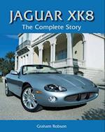 Jaguar XK8 af Graham Robson