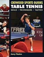 Table Tennis (Crowood Sports Guides)