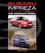 Subaru Impreza WRX and WRX STI