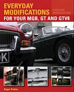 Everyday Modifications for Your MGB, GT and GTV8 af Roger Parker