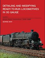 Detailing and Modifying Ready-to-Run Locomotives in 00 Gauge