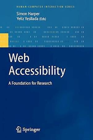 Web Accessibility : A Foundation for Research