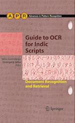 Guide to OCR for Indic Scripts: Document Recognition and Retrieval