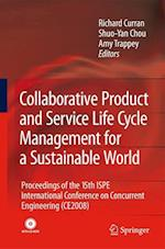 Collaborative Product and Service Life Cycle Management for a Sustainable World (Advanced Concurrent Engineering)