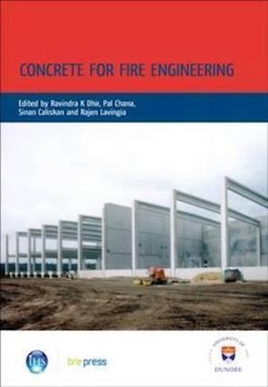 Concrete for Fire Engineering