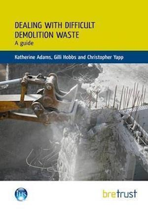 Dealing with Difficult Demolition Wastes