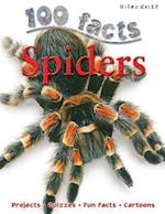 100 Facts Spiders (100 Facts)