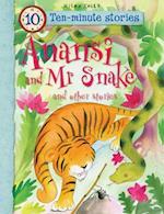 Anansi and Mr Snake