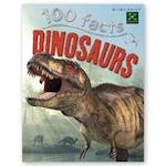 100 Facts - Dinosaurs af Belinda Gallagher