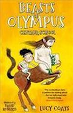Beasts of Olympus 5: Centaur School (Beasts of Olympus)