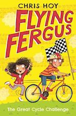 Flying Fergus 2: The Great Cycle Challenge af Sir Chris Hoy