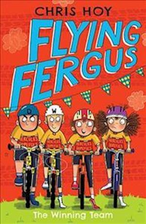Bog, paperback Flying Fergus 5: The Winning Team af Chris Hoy