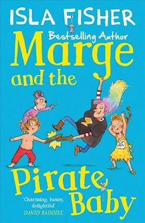 Bog, paperback Marge and the Pirate Baby af Isla Fisher