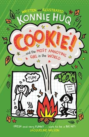 Cookie! (Book 2): Cookie and the Most Annoying Girl in the World