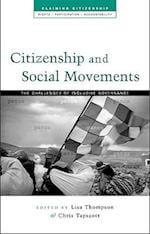 Citizenship and Social Movements af Chris Tapscott, Lisa Thompson