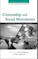 Citizenship and Social Movements af Lisa Thompson, Chris Tapscott