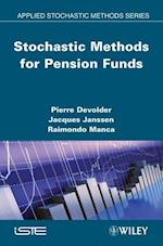 Stochastic Methods for Pension Funds (Iste)