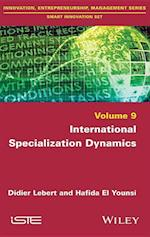 International Specialization Dynamics af Didier Lebert