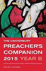 The Canterbury Preacher's Companion 2015