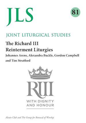 Bog, hæftet JLS81 Richard III af Tim Stafford