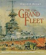 The Grand Fleet af David K Brown, D K Brown