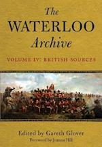 The Waterloo Archive af Gareth Glover