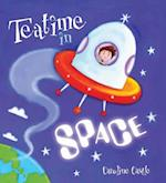 Storytime: Teatime in Space (Story time)
