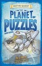 The Planet of Puzzles (Maths Quest) (Maths Quest, nr. 4)