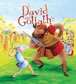 My First Bible Stories Old Testament: David and Goliath (My First Bible Stories)