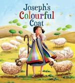 My First Bible Stories Old Testament: Joseph's Colourful Coat (My First Bible Stories)