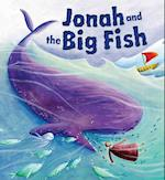 My First Bible Stories Old Testament: Jonah and the Big Fish (My First Bible Stories)