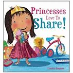 Princesses Love to Share (Marvellous Manners)