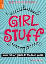 The Rough Guide to Girl Stuff af Kaz Cooke