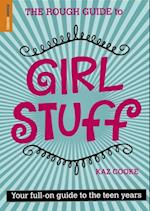 Rough Guide To Girl Stuff af Kaz Cooke