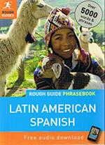 Latin American Spanish Phrasebook*, Rough Guide (2nd ed. September 2011) (ROUGH GUIDE PHRASEBOOKS)
