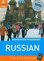 Russian Phrasebook, Rough Guide (4th ed. Feb. 2012) (ROUGH GUIDE PHRASEBOOKS)