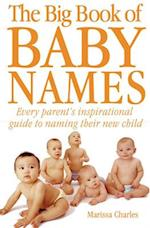 The Big Book of Baby Names