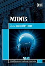 Patents (Critical Concepts in Intellectual Property Law Series)
